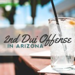 First DUI Charge in Arizona