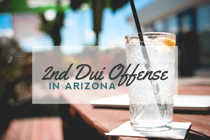 Second DUI Offense
